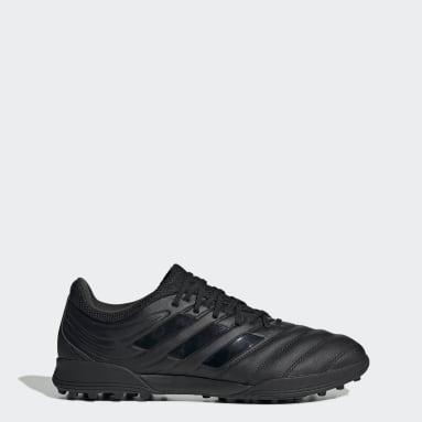 Men Football Black Copa 20.3 Turf Boots
