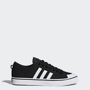 Originals Zwart Nizza Schoenen