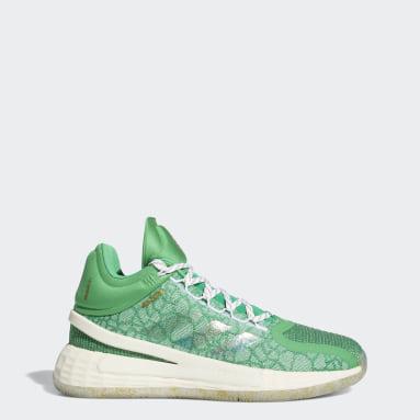 Zapatilla D Rose 11 Verde Originals