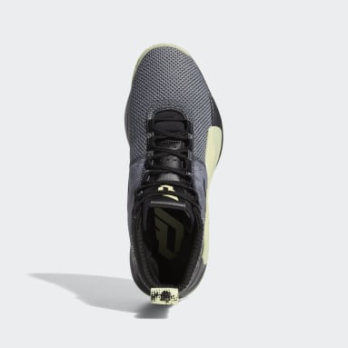 Men's Basketball Grey Dame 5 Shoes