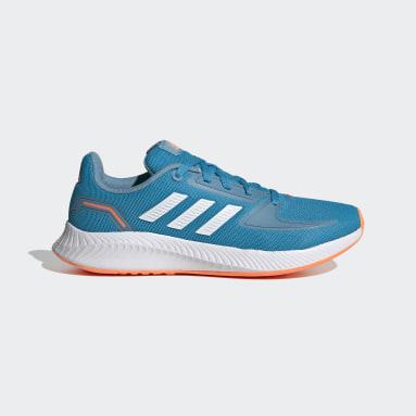 Kids Running Blue Runfalcon 2.0 Shoes