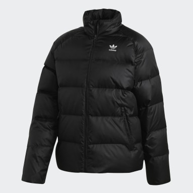 Herr Originals Svart Down Jacket