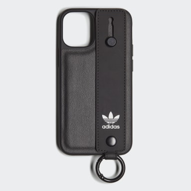 Molded Hand Strap iPhone Case 2020 5.4 Inch Czerń