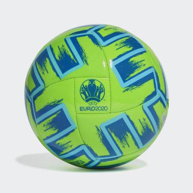 Pelota Club Uniforia Verde Fútbol