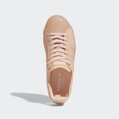 Zapatillas Superstar Jelly Rosado Mujer Originals