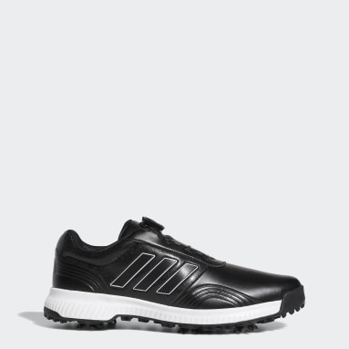 Men's Golf Black CP Traxion Boa Shoes