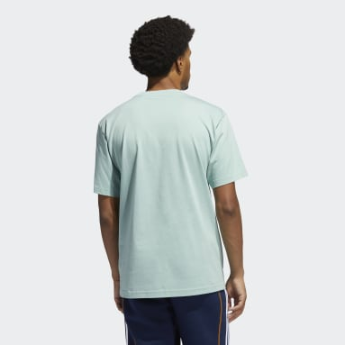 Men's Originals Green Surreal Summer Tee