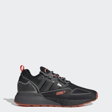 Originals Black ZX 2K Boost Marvel Shoes