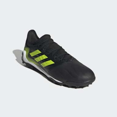 Football Black Copa Sense.3 Turf Boots