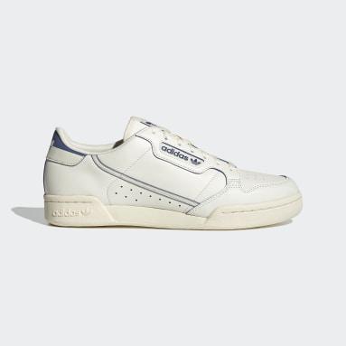 Scarpe Continental 80 Bianco Uomo Originals