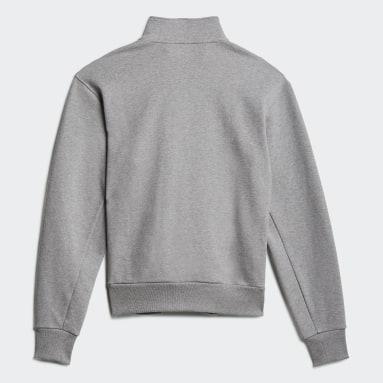 Originals Grijs Heavyweight Shmoofoil Sweatshirt (Uniseks)
