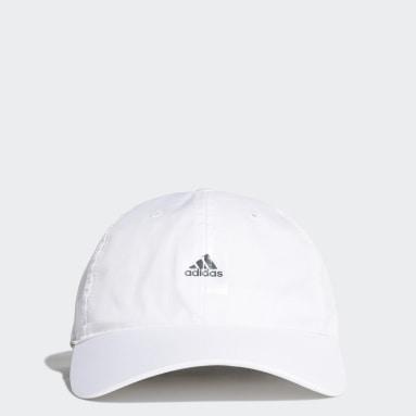 Training Beyaz Essentials Logo Lightweight Şapka