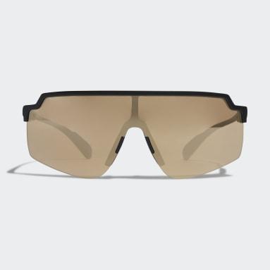 Running Sport Sonnenbrille SP0018 Schwarz
