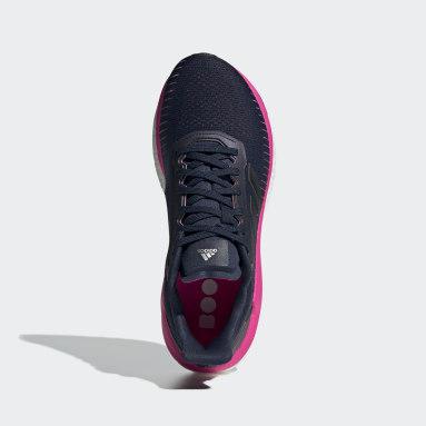 Tenis Solar Drive 19 Azul Mujer Running