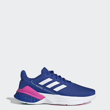 Tenis Response SR Azul Mujer Running