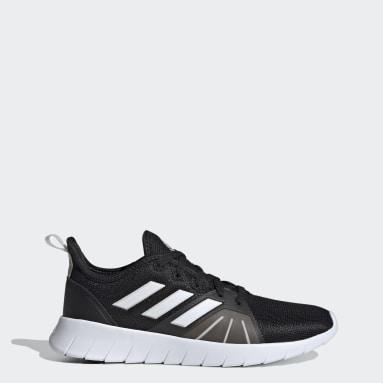 Women Running Black ASWEEMOVE Shoes