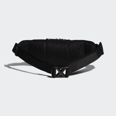 ผู้หญิง เทรนนิง สีดำ กระเป๋าคาดเอว