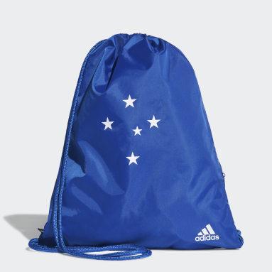 Bolsa Gym Sack Cruzeiro Azul Futebol