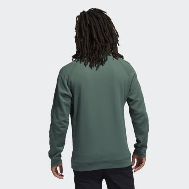 Sweat-shirt Go-To Crewneck vert Hommes Golf