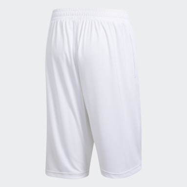 Short Crazylight blanc Hommes Basketball
