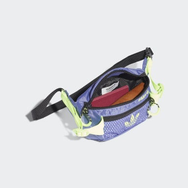 Adventure Waist Bag Small Fioletowy