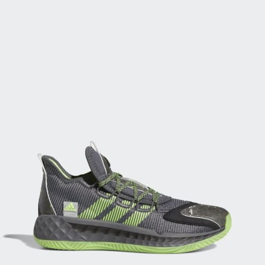 Basketball Grey Pro Boost Low Shoes