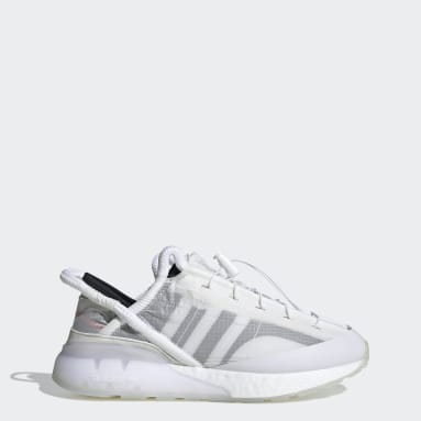 Men's Originals White Craig Green ZX 2K Phormar Shoes