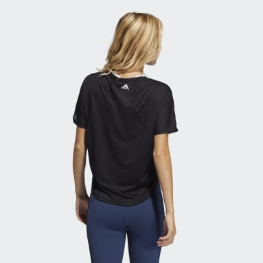 Women's Training Black Reveal Training Tee