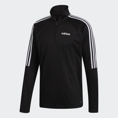 Men's Soccer Black Sereno 19 Training Top