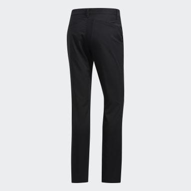 Muži Golf černá Kalhoty Advantage