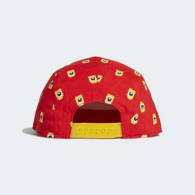 Çocuklar Training Çok renkli adidas x Classic LEGO® Graphic Şapka