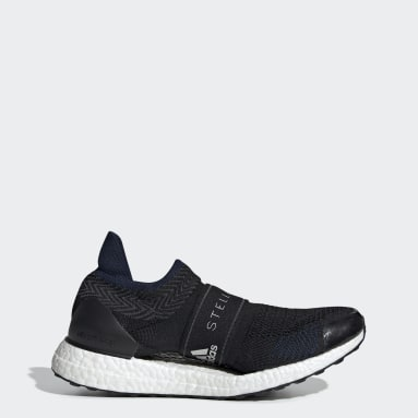 Dames adidas by Stella McCartney Zwart Ultraboost X 3D Schoenen