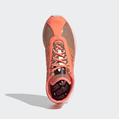 Dames Originals Oranje SL Andridge Schoenen