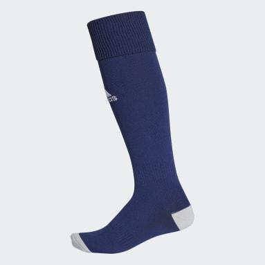 Calcetines Milano 16 1 Par (UNISEX) Azul Fútbol