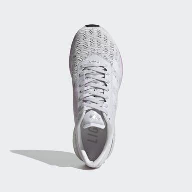 Chaussure Adizero Boston9 gris Femmes Course