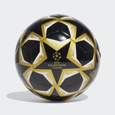 Ballon UCL Finale 20 Club Noir Football