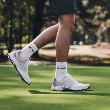 Golf White ZG21 Golf Shoes