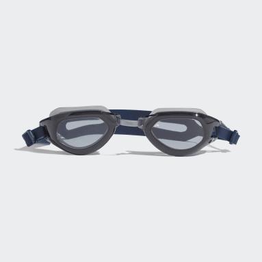 Yüzme Mavi adidas persistar fit unmirrored yüzücü gözlüğü