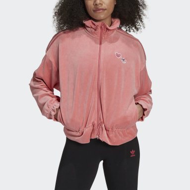 Women Originals Pink Track Top