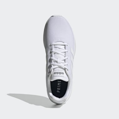 Men Walking White Lite Racer CLN 2.0 Shoes