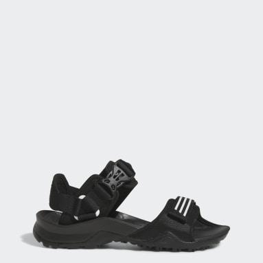 TERREX čierna Sandále Terrex Cyprex Ultra II DLX