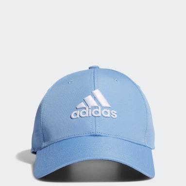 Muži Golf modrá Kšiltovka Performance