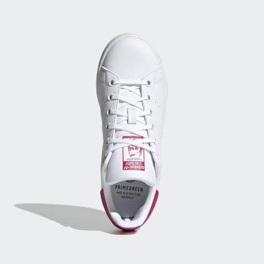 Chaussure Stan Smith blanc Adolescents Originals