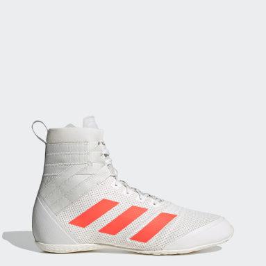 Women Boxing White Speedex 18 Shoes