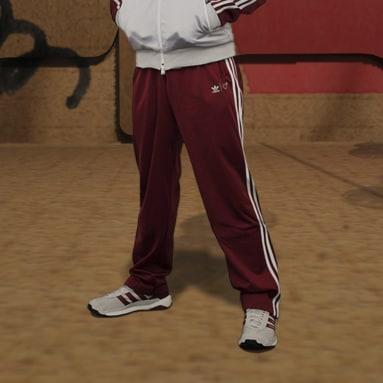 Originals Purpurová Sportovní kalhoty Human Made Firebird