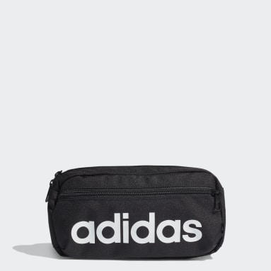 Lifestyle Black Essentials Logo Bum Bag