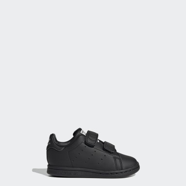 Børn Originals Sort Stan Smith sko