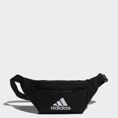 Cycling Black Waist Bag