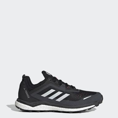Sapatos Flow TERREX Agravic Preto Homem TERREX
