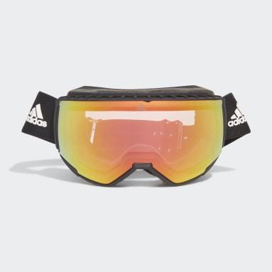 Zimní Sporty černá Lyžařské brýle SP0039